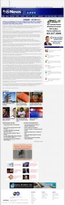 CitiGroup and JPMorgan Currency Rigging  WLNE-TV ABC-6 (Providence, RI)  by Dmitri Chavkerov