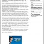 Dmitri Chavkerov | Thoughts on CitiGroup and JPMorgan FX Currency Rigging in WLTZ-TV NBC-38 (Columbus, GA)