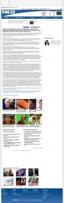 CitiGroup and JPMorgan Currency Rigging  WPFO-TV FOX-23 (Portland, ME)  by Dmitri Chavkerov