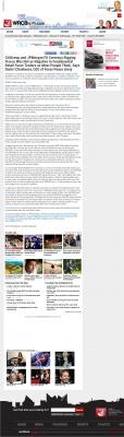 CitiGroup and JPMorgan Currency Rigging  WRCB-TV NBC-3 (Chattanooga, TN)  by Dmitri Chavkerov