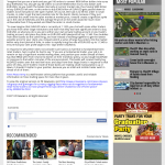 CitiGroup and JPMorgan Currency Rigging WTOL CBS-11 (Toledo, OH) by Dmitri Chavkerov