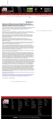 CitiGroup and JPMorgan Currency Rigging  WVNS-TV CBS-59 (Ghent, WV)  by Dmitri Chavkerov