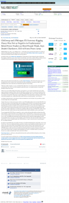 CitiGroup and JPMorgan Currency Rigging  Wall Street Select  by Dmitri Chavkerov